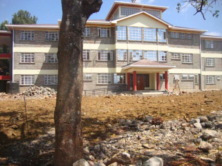 Tumutumu Nursing building