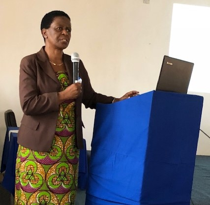 Malawi's Director of Nursing & Midwifery Vision for Nursing Leadership