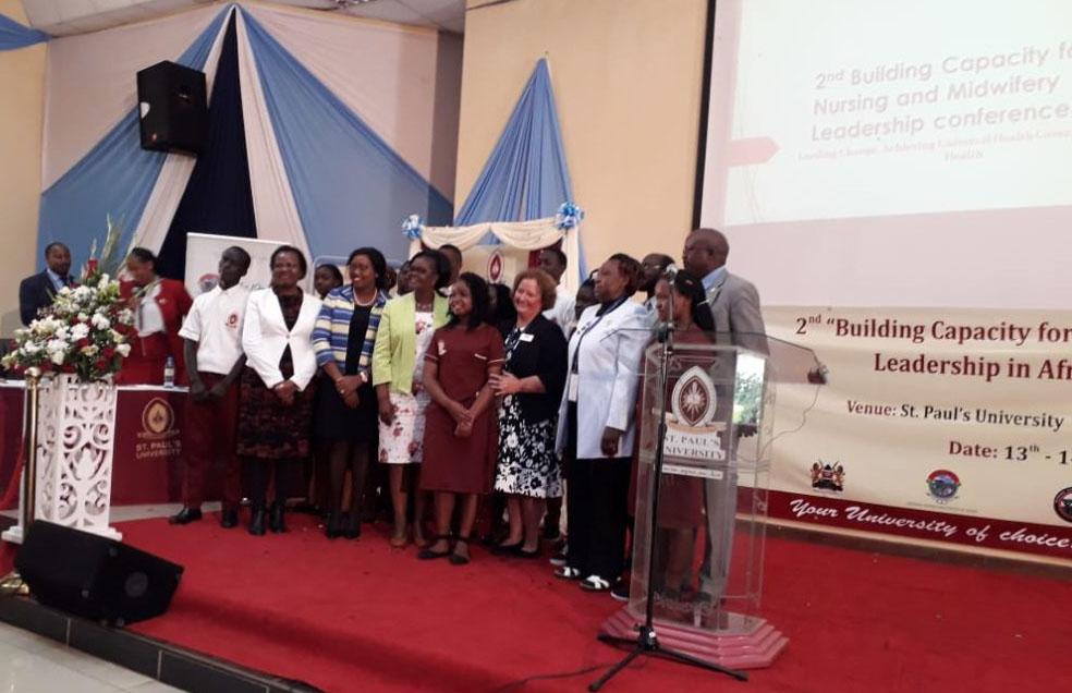 New Bachelor of Science in Nursing program empowers future leaders in Kenya